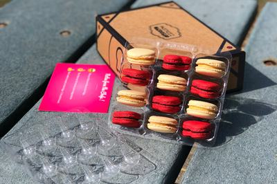 Macarons subscription box Photo 3