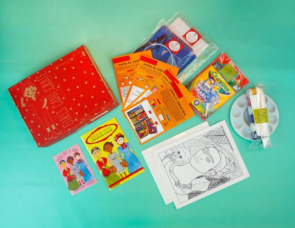 girls can crate subscription box for girls cratejoy