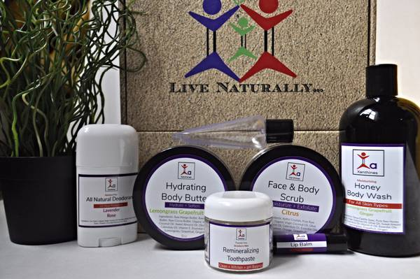 Xanthines All Natural Products Photo 1