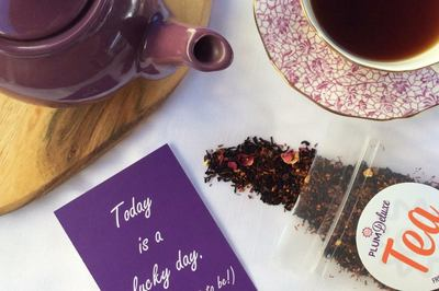 Plum Deluxe Organic Loose Leaf Tea Membership Photo 2