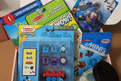 Toy Box On The Go - Unbox The Fun!  Photo 1