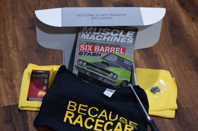 Monthly Automotive Subscription Box Photo 2