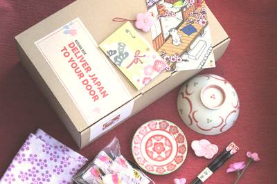Kizuna Box from Japan Photo 2