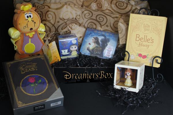 Dreamers-Box / Disney Subscription Box Photo 1