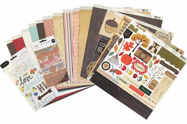 Scrapbooking Store Scrapbook Supplies Delivered Monthly Cratejoy