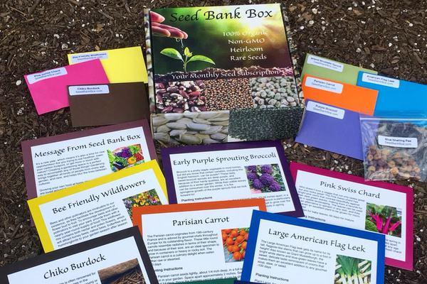 Seed Bank Box Photo 1