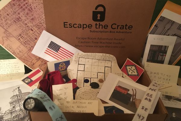 Coupon For Escape Room The Game