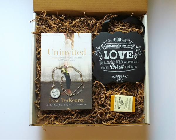 Photo for Box Insider article Words to Live By! 7 Christian Book Subscription Boxes