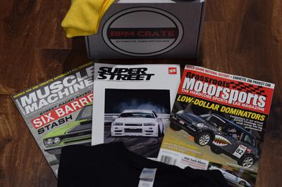 Monthly Automotive Subscription Box Photo 3