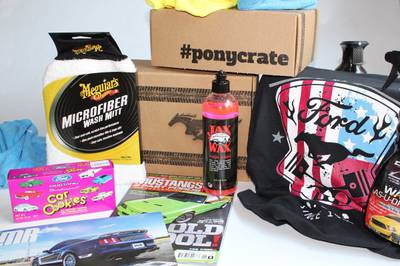 Ponycrate Photo 1