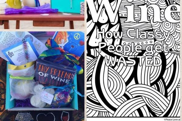 5 Artistic Coloring Book Subscription Boxes   Cratejoy