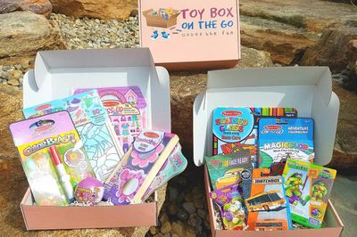 Toy Box On The Go - Unbox The Fun!  Photo 3
