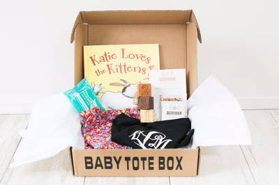 Baby Tote Box Photo 3