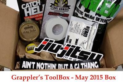 Grapplers Tool Box Photo 2
