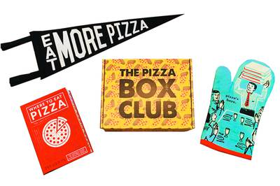 The Pizza Box Club Photo 3