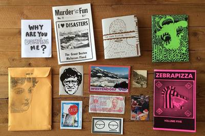 Zine-o-Matic Photo 2