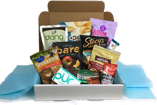 Healthyme Living Healthy Snack Subscription Box Cratejoy