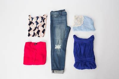 Clothing Box Subscription >> Frock Box