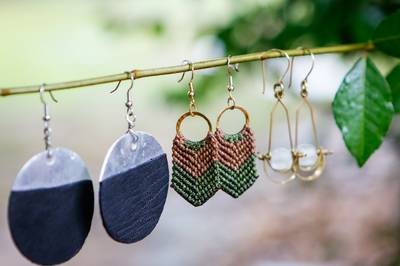 Fair Trade Friday Earring Of The Month Photo 3