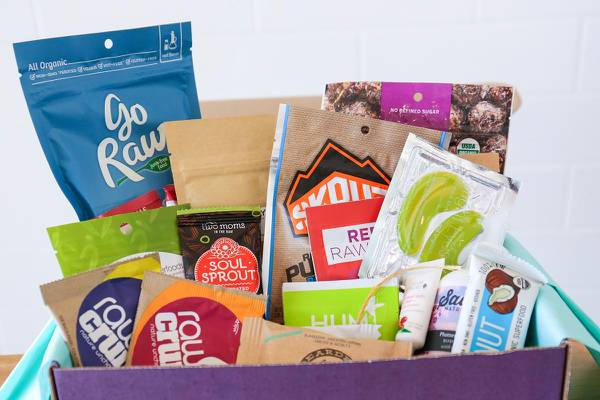 The 10 best gluten free gifts that taste great too cratejoy get raw box negle Choice Image