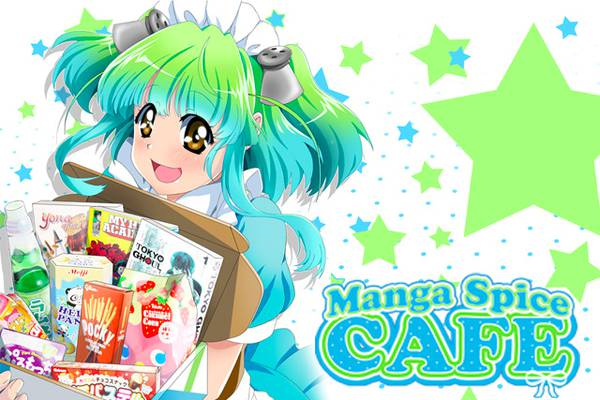 Manga Spice Cafe Subscription - Month to Month Photo 1