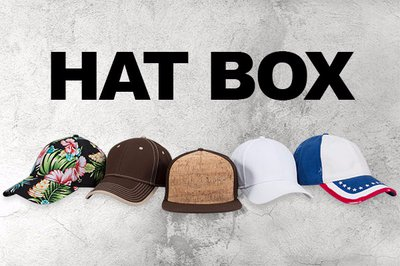 Hat Box - Hats and caps for any occasion! Photo 1