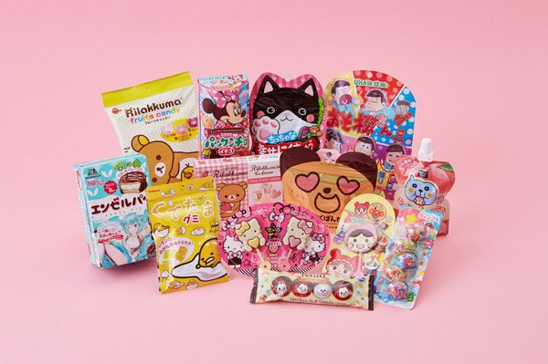 Photo for Box Insider article Top 6 Kawaii Subscription Boxes So Cute You'll Cry!