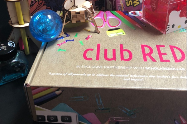 Photo for Box Insider article Teaching Supplies for a Successful School Year With ClubRED