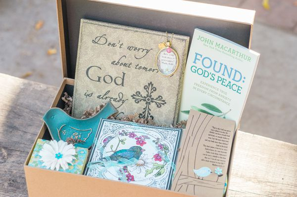 Bette's Box of Blessings | Christian Subscription Box | Cratejoy