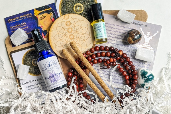 Photo for Box Insider article 5 Subscription Boxes to Help Align Your Chakras