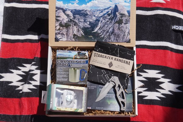 Photo for Box Insider article 9 Best Subscription Boxes for Outdoor Lovers