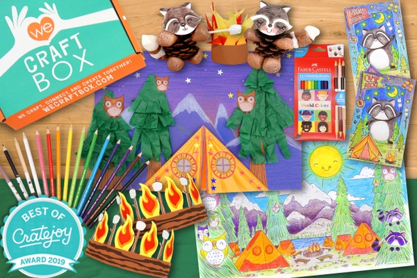 Kids Journal Mystery Bag Stationery Set Kids Mystery Box Kids Art Box Kids Creative Box Kids Activity Box Surprise Gift