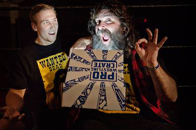 Pro Wrestling Crate Photo 1