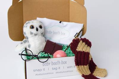 Baby Booth Box Photo 2